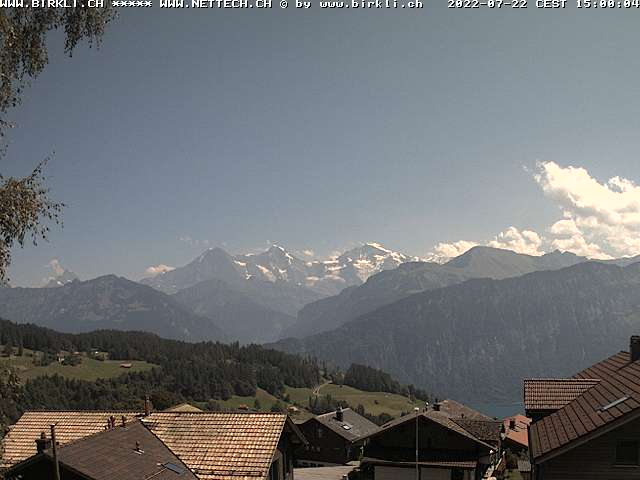 Beatenberg Webcam